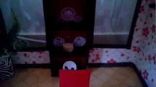 Realistic Handmade Dollhouse