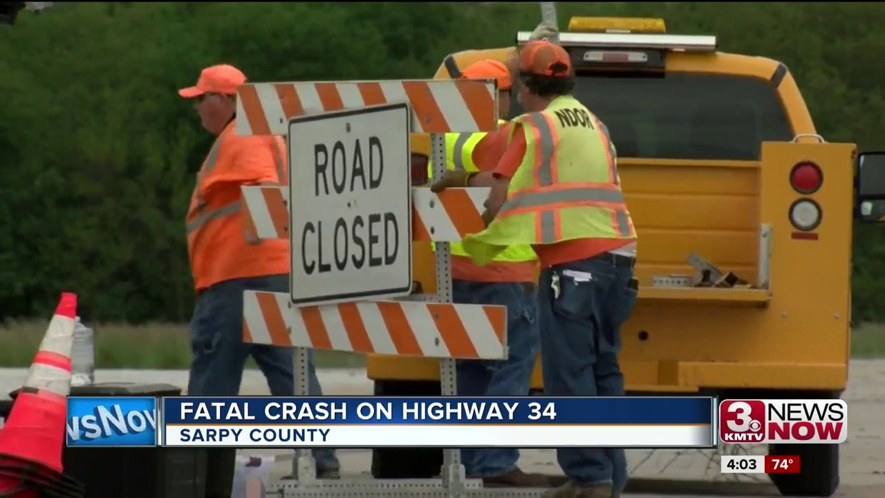 One dead after accident on Highway 34