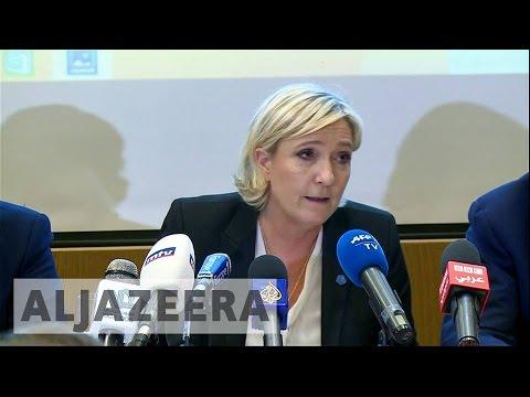 Marine Le Pen stirs headscarf controversy in Lebanon