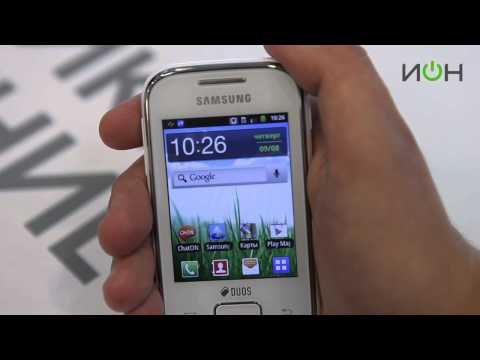 Samsung GT-S5302 Galaxy Pocket Duos