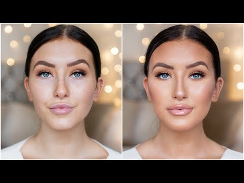 THE ULTIMATE FLAWLESS FOUNDATION ROUTINE 😍 ad | Hannah Renée