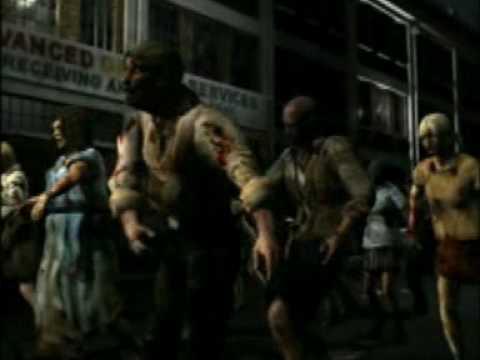 LEGO Resident Evil: City In Bricks PART 2