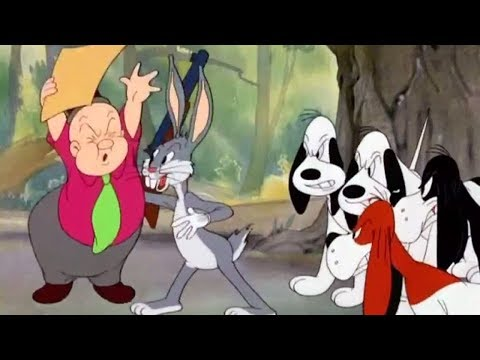 Looney Tunes - The Wabbit Who Came To Supper 1942 High Quality HD