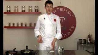 Cooking | Recette de magret de canard laqué au miel de soja, mikado de légumes