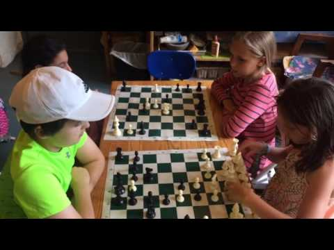 Bughouse chess at Blue Rock School June 2017