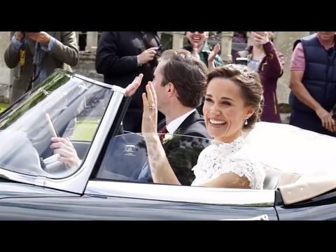 Pippa Middleton Marries James Matthews in lavish, semi-royal wedding