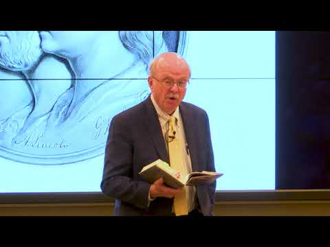Historian Ron White speaks at the Abraham Lincoln Presidential Library and Museum