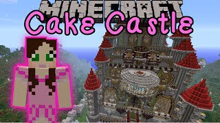 Minecraft: Journey to Cake Castle (Custom Map) Part 1