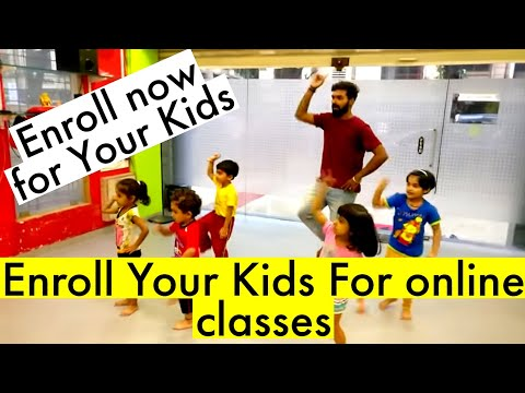 Galti se mistake | Ding - Dang | by 3 to 5 year kids | G - Square Fitness and Dance Studio