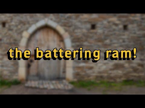 sermon image for The Battering Ram