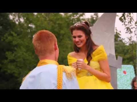 Holt & Ashley | A Fairytale Proposal