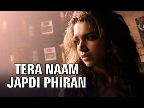 Tera Naam Japdi Phiran  Song  Cocktail  Deepika Padukone