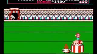 Circus - Atari Oyunu