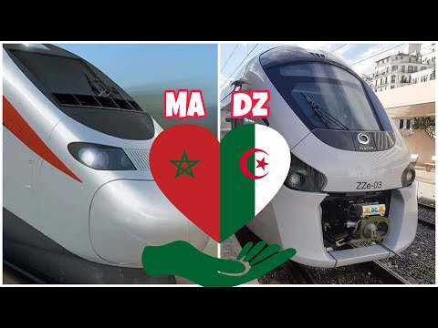 Urban Transport in Morocco vs Urban Transport in Algeria 2020 ll وسائل النقل في الجزائر و المغرب