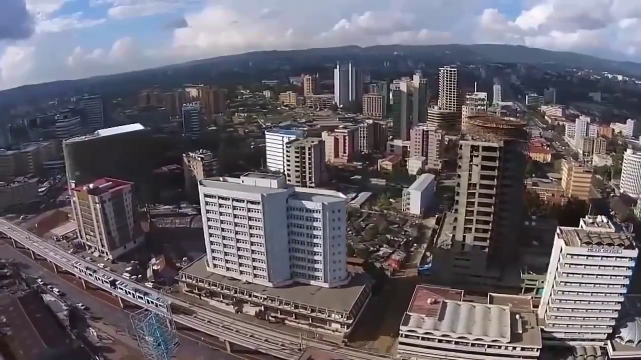 Addis Abeba  2018