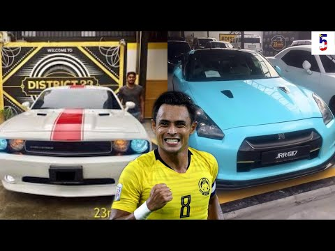5 Koleksi KERETA Pemain Bola Sepak TerMAHAL Di Malaysia Tahun 2020