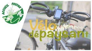 Tourisme solidaire en France - Vélo dépaysant (reportage France 3)