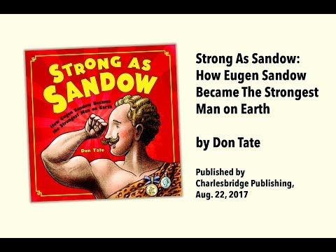 Strong As Sandow: How Eugen Sandow Became The Strongest Man on Earth (Official teaser)