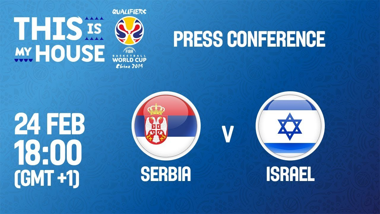 Serbia V Israel Boxscore Fiba Basketball World Cup 2019