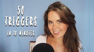 ASMR | 50 TRIGGERS To Help You SLEEP 😴