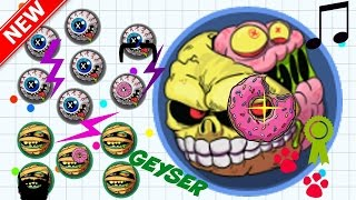 agario mobile rush 1 place new skins