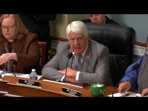 Rep. Rob Bishop Slams Democrats on Subpoena Power Grab