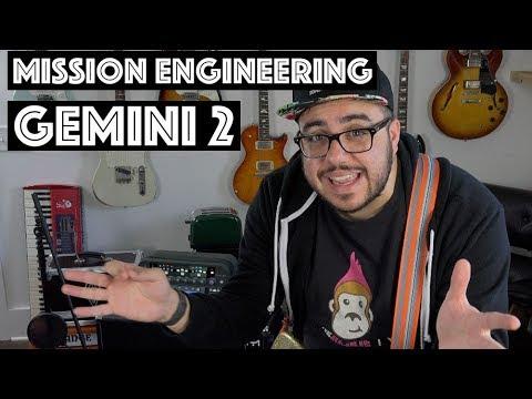 mission engineering gemini 2 youtube. Black Bedroom Furniture Sets. Home Design Ideas
