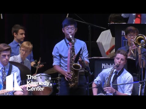 Philadelphia Jazz Orchestra - Millennium Stage (August 9, 2016)