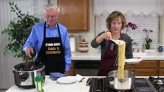 How To Make Spaghetti: How To Make Super, Simple Spaghetti For An Easy Italian Dinner!