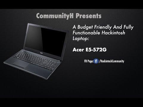 A Complete Budget Hackintosh Laptop