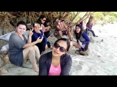 Karaoke on the Beach