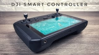 DJI Smart Controller | Overview and Thoughts