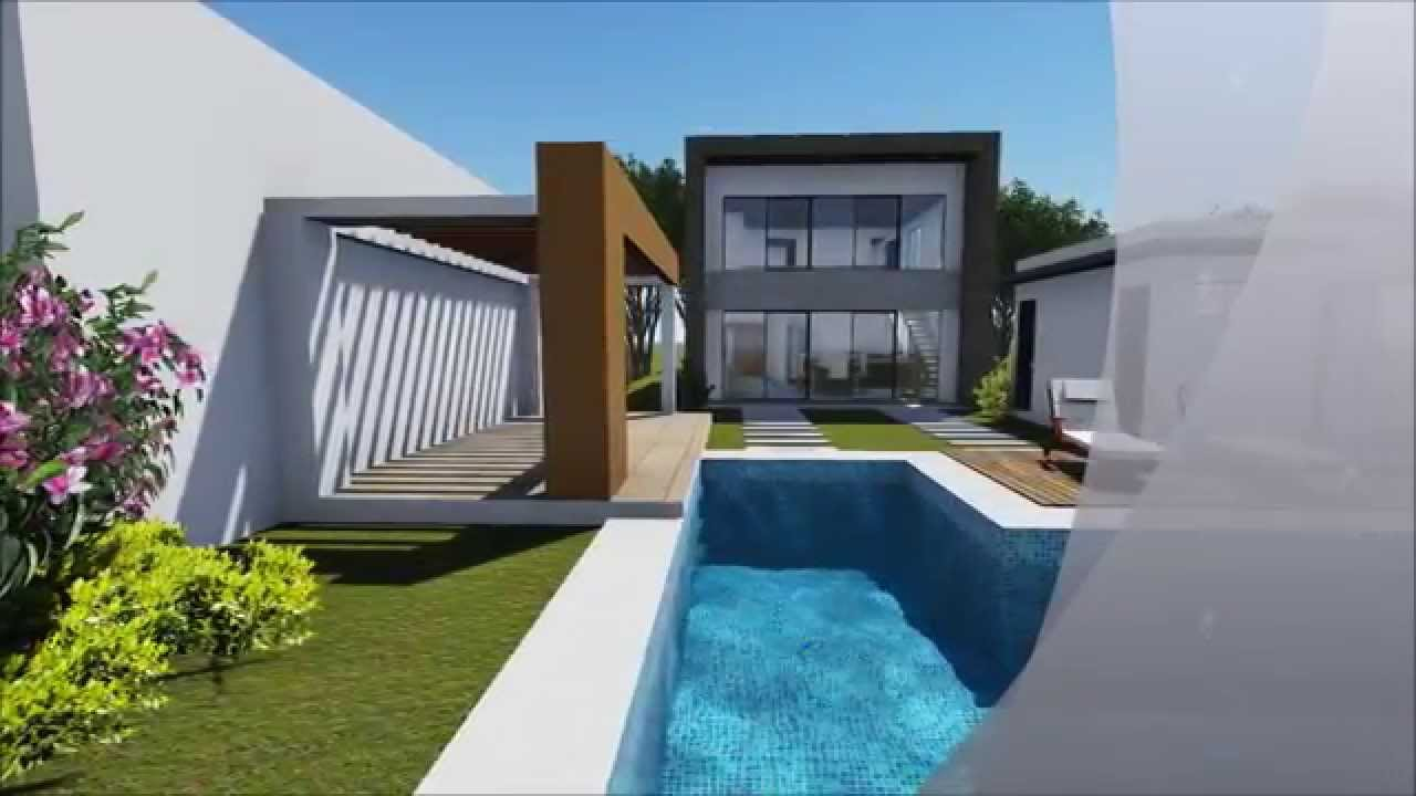 Residencia costa del sol moderna youtube for Residencia del sol