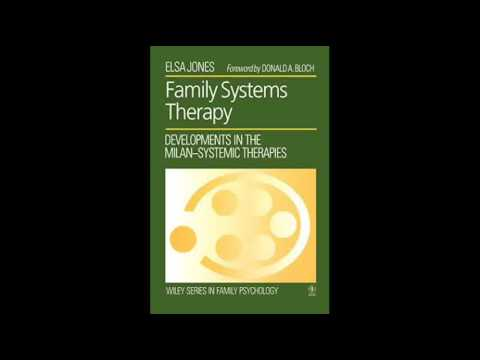 Family Systems Therapy Developments In The Milan Systemic Therapies