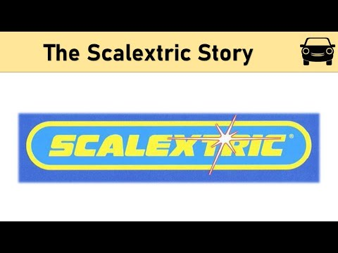 The Scalextric Story