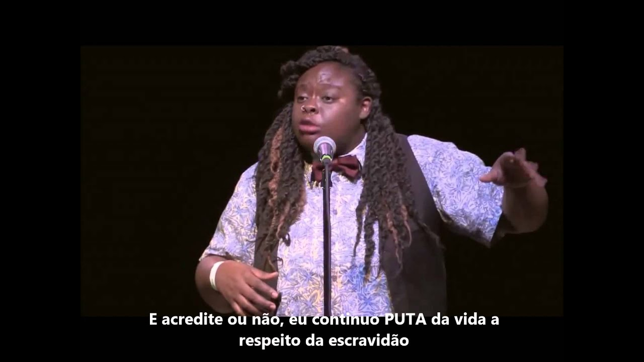 Angry Black woman (Legendado) - por Porsha O - YouTube