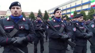 Il Presidente Gentiloni alla cerimonia dell'Arma dei Carabinieri (16/01/2018)