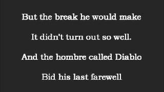 ZZ Top - El Diablo (Lyrics) // Letra (descripción)