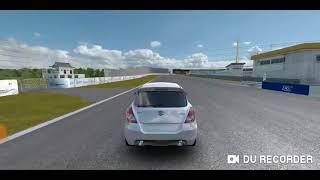 [Assoluto Racing] Swift Sport @Tsukuba -1:08:705 (World record)