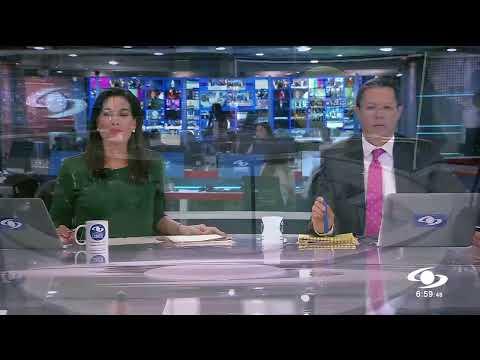 Experta pide usar careta, no solo tapabocas, y advierte aumento de casos de COVID en Colombia from YouTube · Duration:  14 minutes 13 seconds