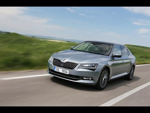 2015 Skoda Superb 2.0 TDI 150 Laurin and Klement