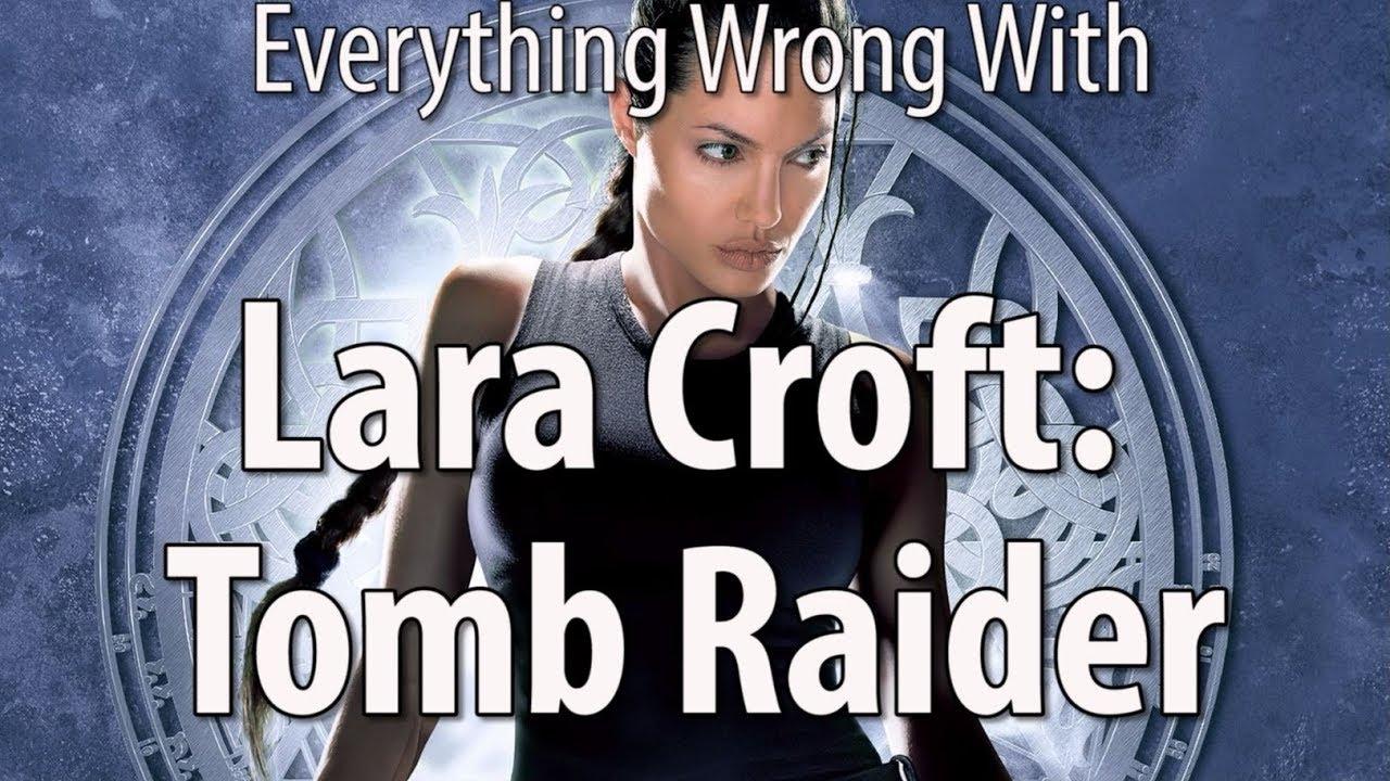 Everything Wrong With Lara Croft: Tomb Raider