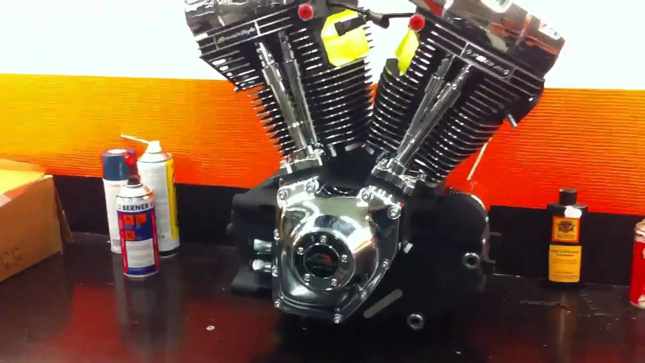 Screamin eagle se 120r crate motor