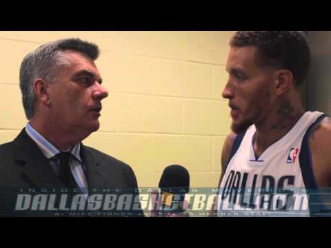 1 On 1 With Fish And Delonte West