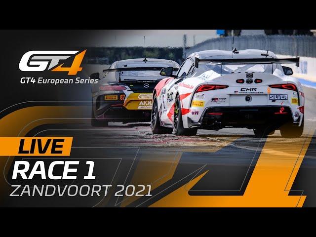 RACE 1   ZANDVOORT   GT4 EUROPEAN SERIES   ENGLISH