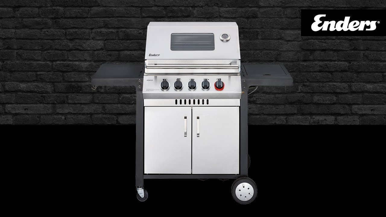 Aldi Gasgrill Enders : Enders monroe 3 sik turbo youtube