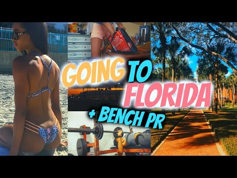 BENCH PR | What's In My Carry-On Bag | GOING TO FLORIDA! • Lawenwoss