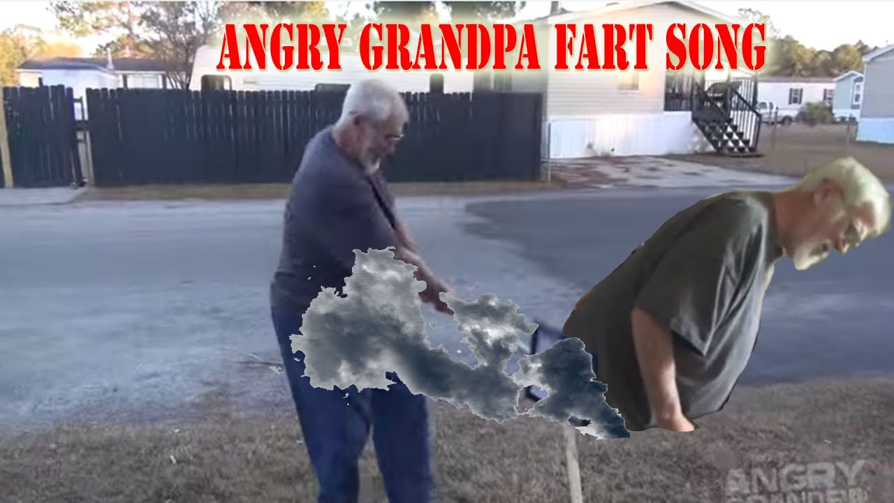 Angry Grandpa Fart Song! - YouTube Angry Panther