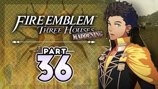 Part 36: Let's Play Fire Emblem Three Houses, Golden Deer, Maddening - Down To The Last Pulse