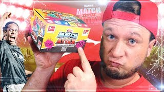 FULL BOOSTER BOX! Match Attax 2018/19